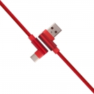 China Type-c elbow fast charging cable for Letv Xiaomi factory